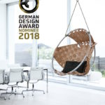 Cocoon Hang Chair_Leather. Award