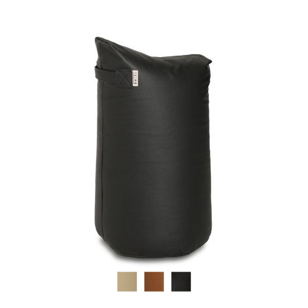Satellite 68 Leather Stool