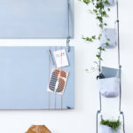 Single Flowerpot_Grey- Pinboard