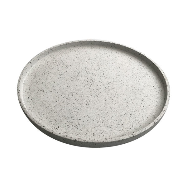 Terrazzo Table Plate