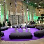 Loungemøbler udlejning
