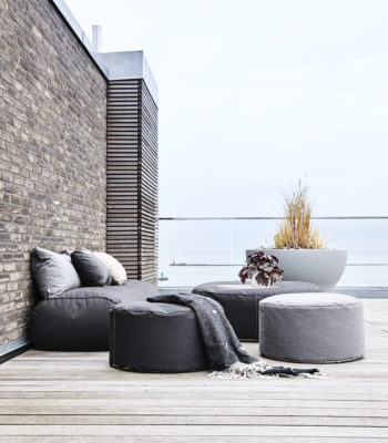 Rocket Daybed, graphite_full Moon, graphite_tiny Moon, grey, graphite_cushions