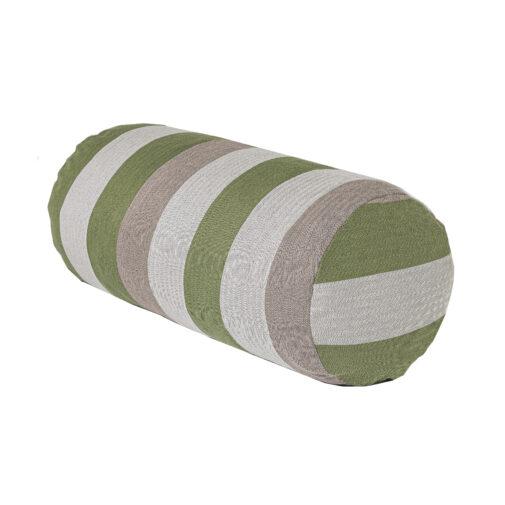 Tube Cushion Stripe