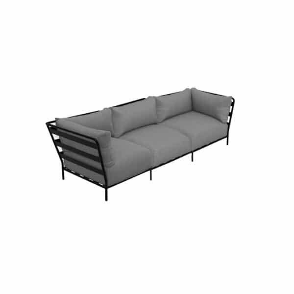 Brick Sofa 3 seater w. corner