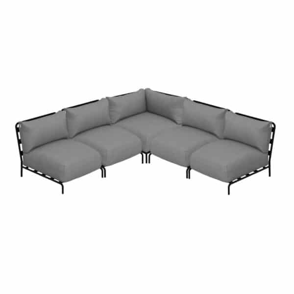 Brick Sofa 5 seater